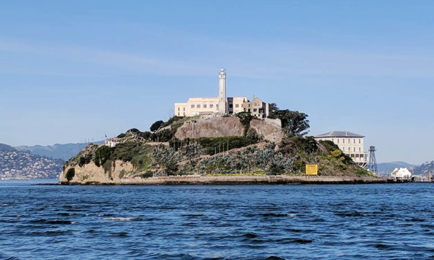 Alcatraz Federal Penitentiary, California