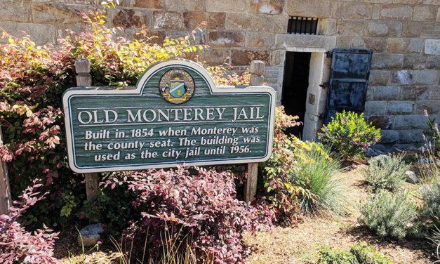 Old Monterey Jail, Monterey, California