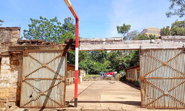 Old British prison in Kenya given new life