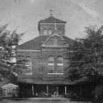Old Chambers County Jail, LaFayette, Alabama