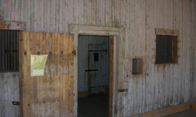 Part 2: The 'damned old gaol' in Wyoming Territory