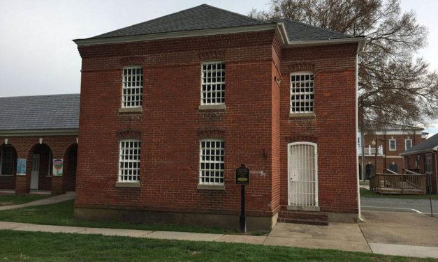 Old Caroline County Jail, Bowling Green, Virginia