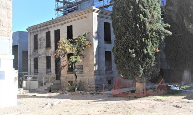 Old Mohave County Jail, Kingman, Arizona