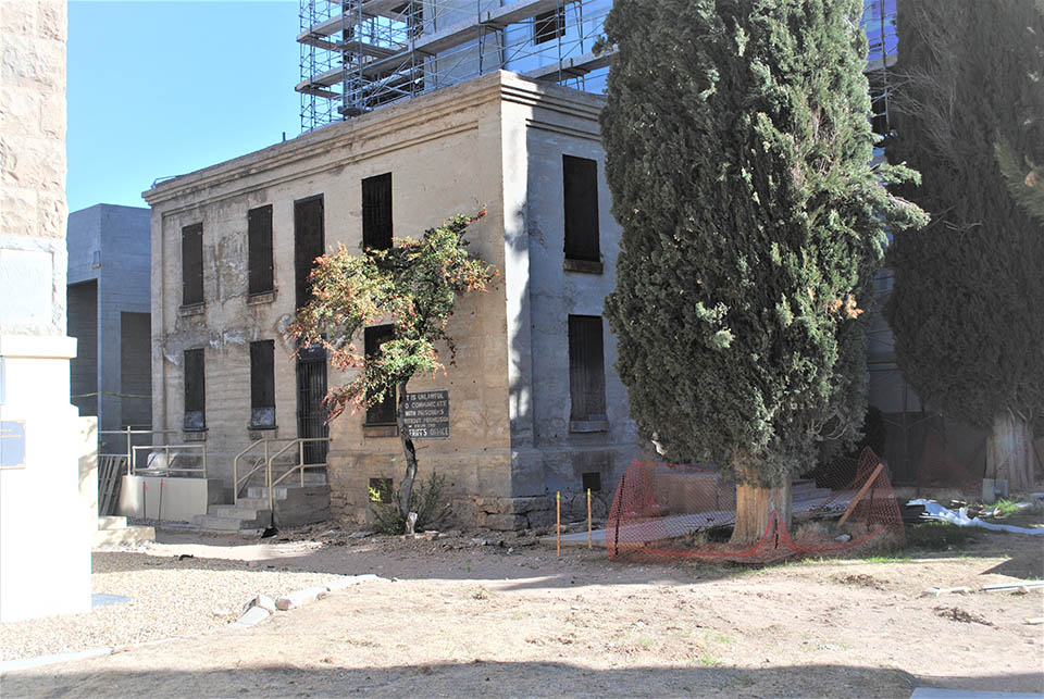Old Mohave County Jail