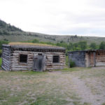Montana's first jail is in Bannack, the town that hanged its sheriff