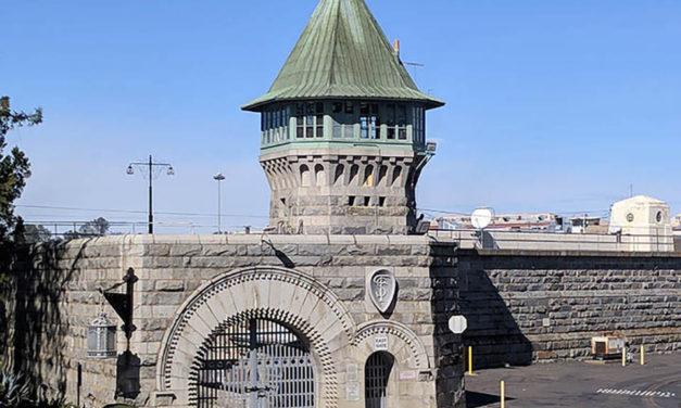 Folsom State Prison, Represa, California