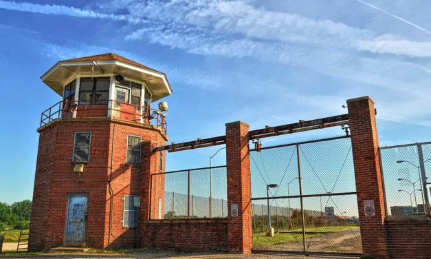 Former Lorton Correctional Center, Lorton, Virginia