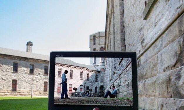 Fan club for 'The Shawshank Redemption' helps support rehabilitation of Ohio State Reformatory at Mansfield