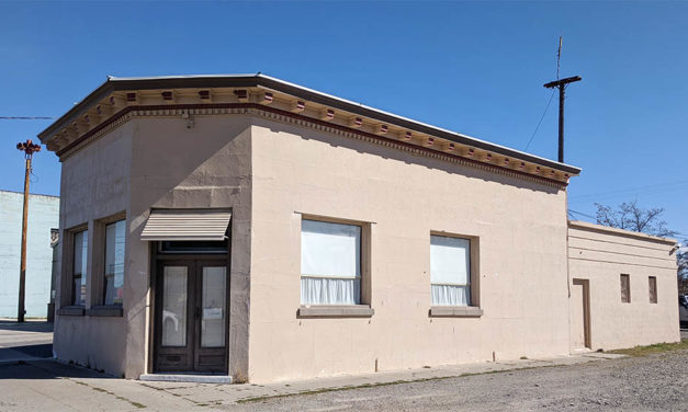 Former City Hall and Jail, Montague, California