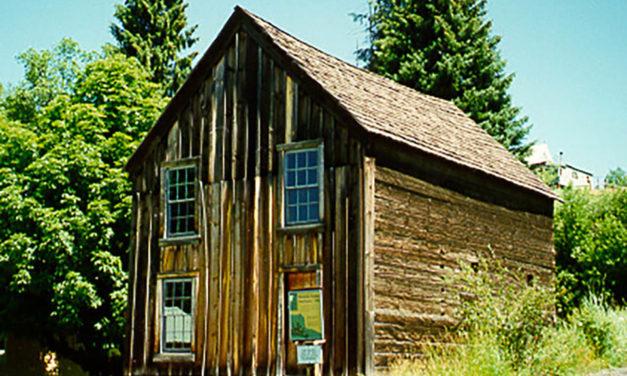 Pierce City: The site of Idaho's first jail